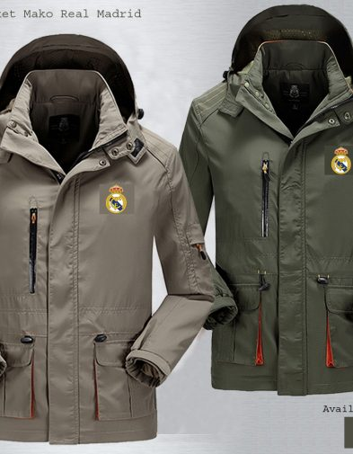 Jaket Mako Madrid