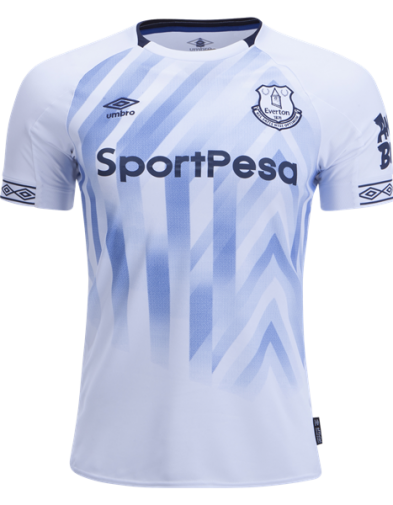 Jersey Everton 3RD 2018-2019 Terbaru | Replika Top Quality