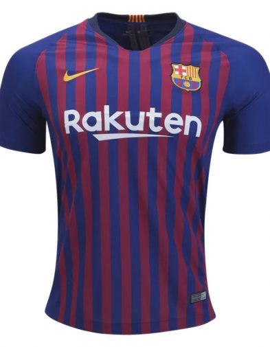 Jersey Barcelona Home 2018-2019 Terbaru | Replika Top Quality