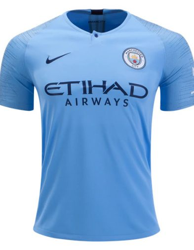 Jersey Manchester City Home 2018-2019 Terbaru | Replika Top Quality