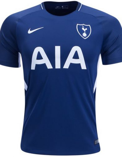 Jersey Tottenham Hotspurs Away 2017-2018 Terbaru | REPLIKA TOP QUALITY
