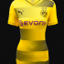 Jersey Borrusia Dortmund Home Ladies 2017-2018 | Top Quality Replika