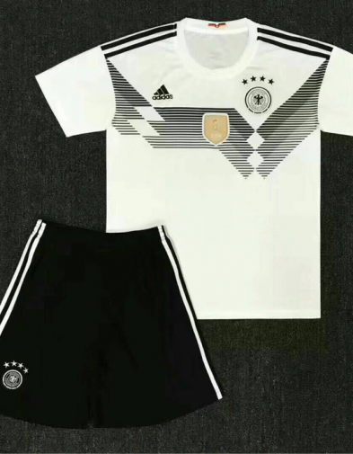 Jersey Anak Piala Dunia Jerman Home 2018 | REPLIKA TOP QUALITY