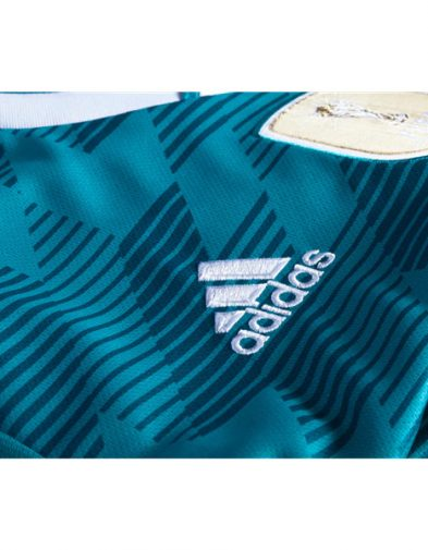 detail jersey jerman away piala dunia