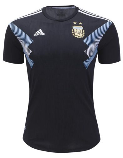 Jersey Argentina Away Piala dunia 2018 | Replika Top Quality
