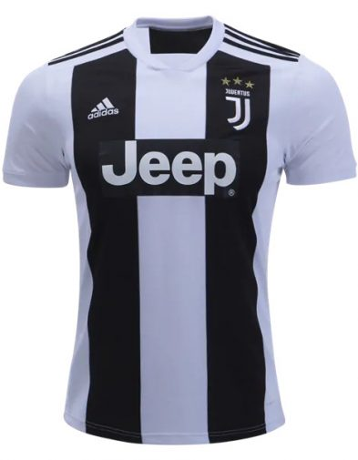 Jersey Juventus Home 2018-2019 Terbaru | Replika Top Quality