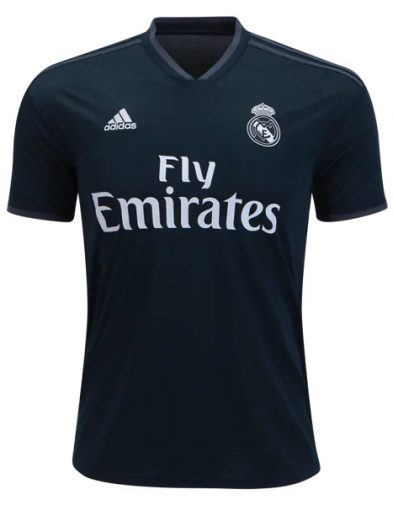 Jersey Real Madrid Away 2018-2019 Terbaru | Replika Top Quality