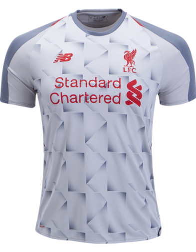 Jersey Liverpool 3RD 2018-2019 Terbaru | Replika Top Quality