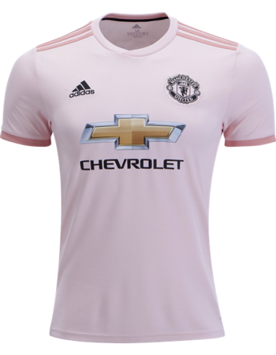 Jersey Manchester United Away 2018-2019 Terbaru | Replika Top Quality