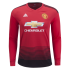 Jersey Manchester United Home 2018-2019 Longsleeve Terbaru | Replika Top Quality