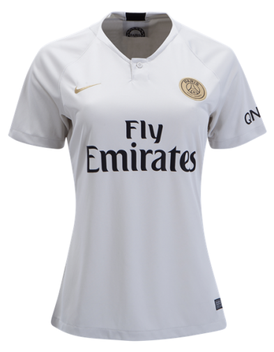 Jersey Wanita PSG Away 2018-2019 Terbaru | Replika Top Quality