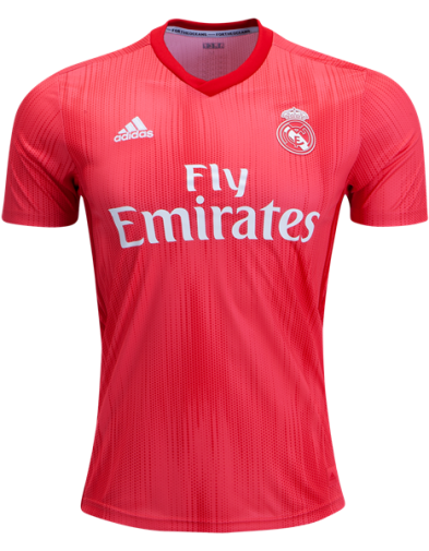 Jersey Real Madrid 3RD 2018-2019 | Replika Top Quality