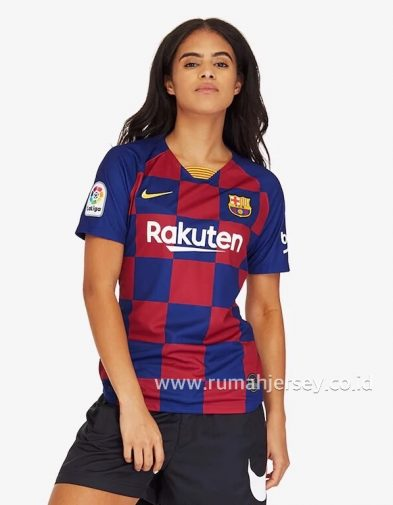 Jersey Barcelona Home Ladies 2019-2020 Terbaru | Replika Top Quality