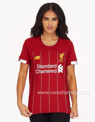 Jersey Liverpool Home Ladies 2019-2020 Terbaru | Replika Top Quality