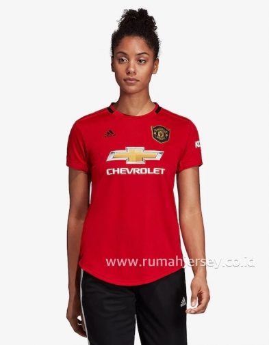 Jersey Manchester United Home Ladies 2019-2020 Terbaru | Replika Top Quality