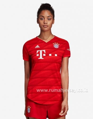 Jersey Bayern Munchen Home Ladies 2019-2020 Terbaru | Replika Top Quality