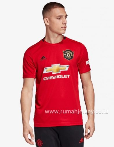 Jersey Manchester United Home 2019-2020 Terbaru