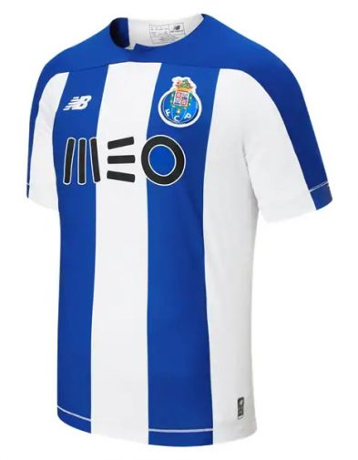 Jersey Porto Home 2019-2020 Terbaru | Replika Top Quality