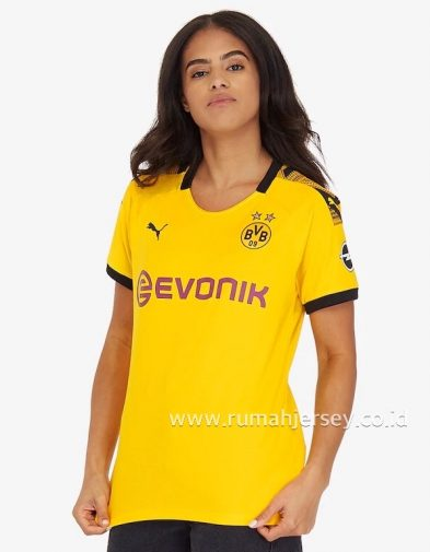 Jersey Ladies Dortmund Home 2019-2020 Terbaru