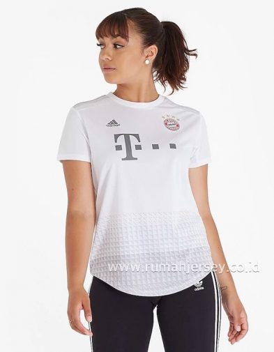 Jersey Ladies Bayern Munchen Away 2019-2020 Terbaru | Replika Top Quality
