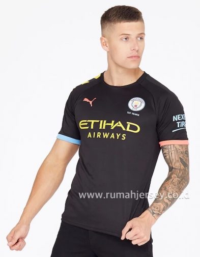 Jersey Manchester City Away 2019-2020 Terbaru | Replika Top Quality