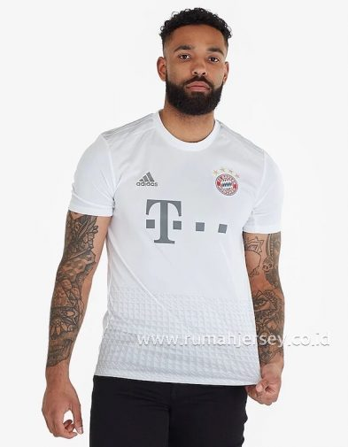 Jersey Bayern Munchen Away 2019-2020 Terbaru | Replika Top Quality