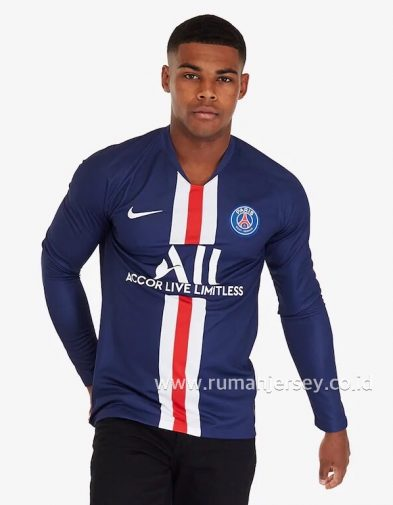 Jersey PSG Home 2019-2020 Longsleeve | Replika Top Quality