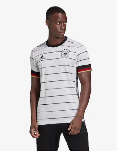 Jersey Jerman Home Euro 2020 | Replika Authentic