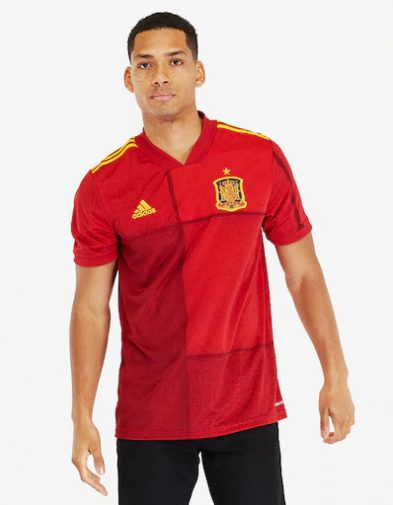 Jersey Spanyol Home Euro 2020 | Replika Authentic