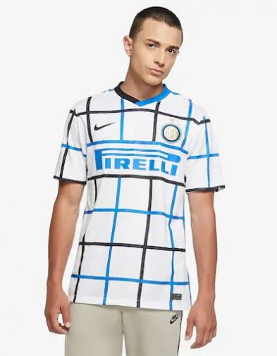 Jersey Inter Milan Away 2020-2021 Terbaru | Replika Top Quality