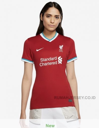 Jersey Women Liverpool Home 2020-2021 Terbaru | Replica Authentic