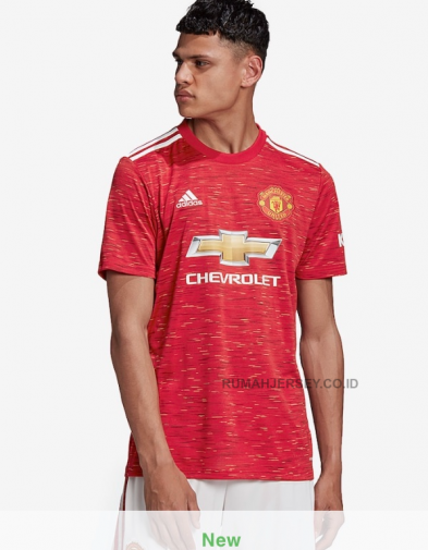 Jersey Manchester United Home 2020-2021 Terbaru | Replika Top Quality