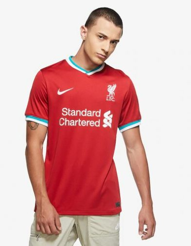 Jersey Liverpool Home 2020-2021 Terbaru | Replika Top Quality